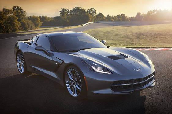 Chevrolet to Showcase Corvette at The Amelia