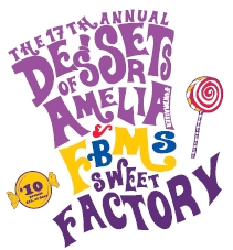 17th Annual Desserts of Amelia