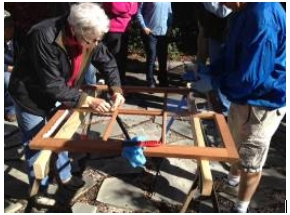 Historic Window Workshop A Success