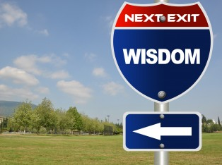 Wisdom is the responsible application of knowledge