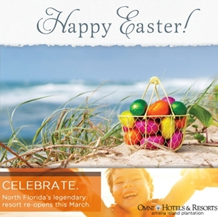 Easter Activities at the Omni Amelia Island