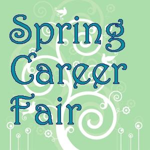 2013 Spring Career Fair