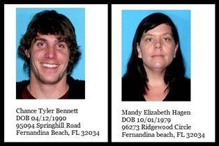Fernandina Bank Robbery Arrest