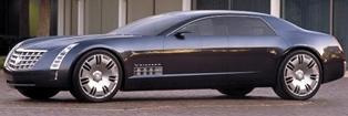 """Cadillac's 2003 """"Sixteen"""""""