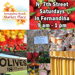 Farmers Market Fits Fernandina Just Fine