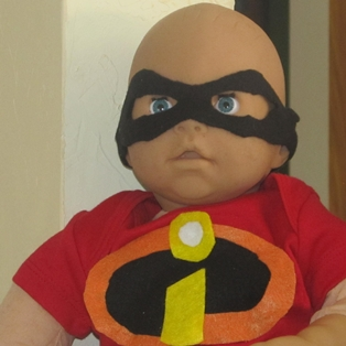 jack jack parr from the incredibles