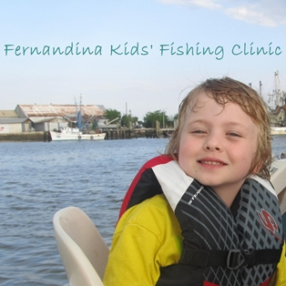 Fernandina Kids' Fishing Clinic