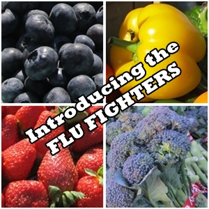 Flu Fighters Found at Fernandina Farmers Market