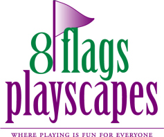 Two 8 Flags Playscapes Activities March 23, 2013