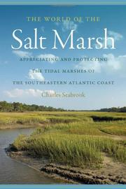 Environmental Writer to Discuss Salt Marshes