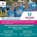 Walk in My Shoes Comes to Fernandina Beach