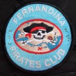 Fernandina Pirates Wear a Patch