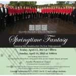 Springtime Fantasy at the AIP Chapel