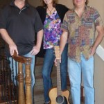 Courtyard Nights With Susan Gallion, Dan Voll and Ronnie Stoots
