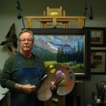 Tom Lockhart Painting Workshop