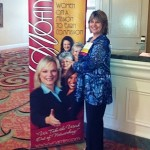 Deb Cottle Introduced Women With Guts at April Conference