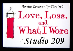 Love, Loss and What I Wore Opens at ACT