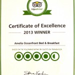 Tripadvisor's Certificate of Excellence and The Empty Restaurant