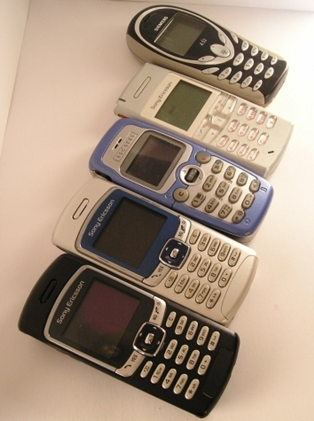 Evolution of the Cell Phone, A 30 Year Journey