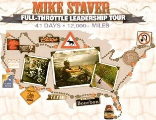 Mike Staver and The Full-Throttle Leadership Tour