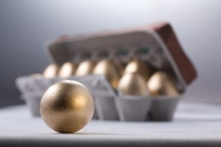 Gold is a safe nest egg if diversified properly
