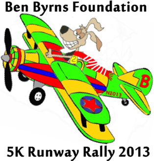 Ben Byrns Foundation 5K Runway Rally 2013