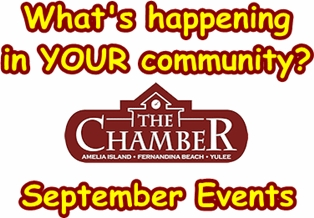September 2013 Events with the Chamber of Commerce