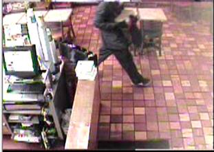 Robbery at Subway Restaurant