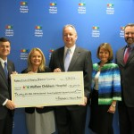 Sunrise Rotary Presents over $33K to Wolfson Children's Hospital