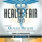 2013 Health Fair at Quality Health