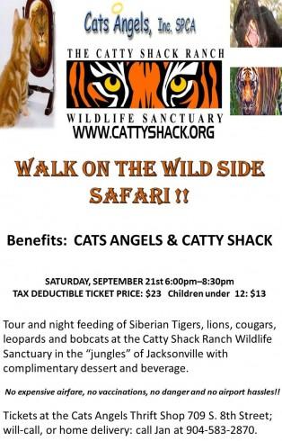 Walk on the Wild Side Safari