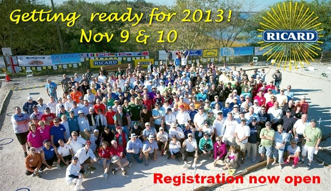2013 Nassau County High School Petanque Tournament