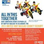 Nassau County 2013 United Way Kickoff