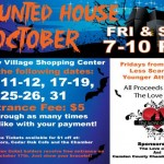 Haunted House Opens in Kingsland
