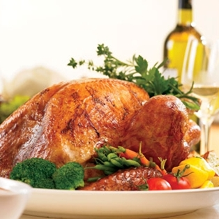 2013 Thanksgiving Grand Feast at the Ritz Carlton