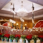 World's Largest Gingerbread Pirate Ship Arrives on Amelia