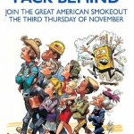 Participating in the Great American Smokeout?