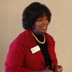 Council on Aging's Janice Ancrum, Visits Sunrise Rotary