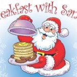 Breakfast with Santa at Amelia Community Theatre