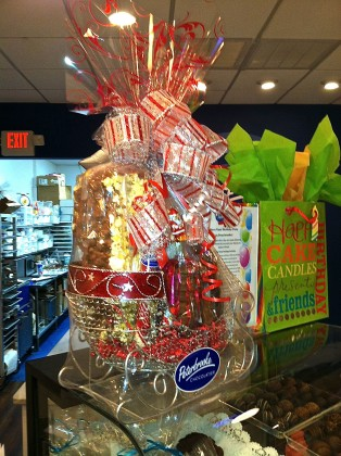 Win this Gift Basket At Peterbrooke Chocolatier
