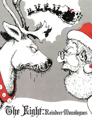 Reindeer Monologues is a Dark Christmas Comedy