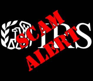 Internal Revenue Service Scam Hits Close to Home