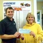 ProLine Motors Made an Impact this Thanksgiving
