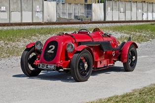 Festivals of Speed 2013 Brings 1931 Bentley to Amelia