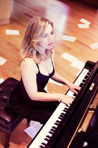 Russian Pianist Natasha Paremski Opens WinterFest
