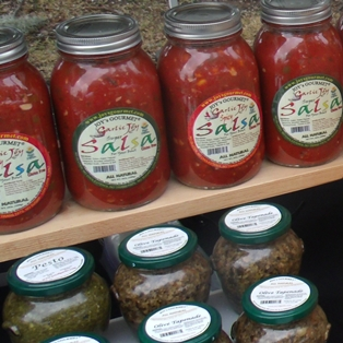 Football Party Favorites Found at Farmers Market