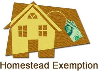 Homestead Exemption Receipts Mailed Out