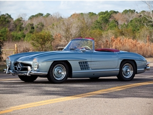 RM Auctions is Again the Official Auction House of The Amelia