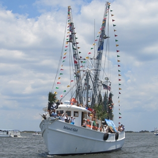 51st Annual Isle of Eight Flags Shrimp Festival