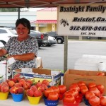 Farmers Market Brags About Boatright Farms